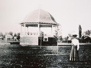 Walla Walla's Pioneer Park - 1910