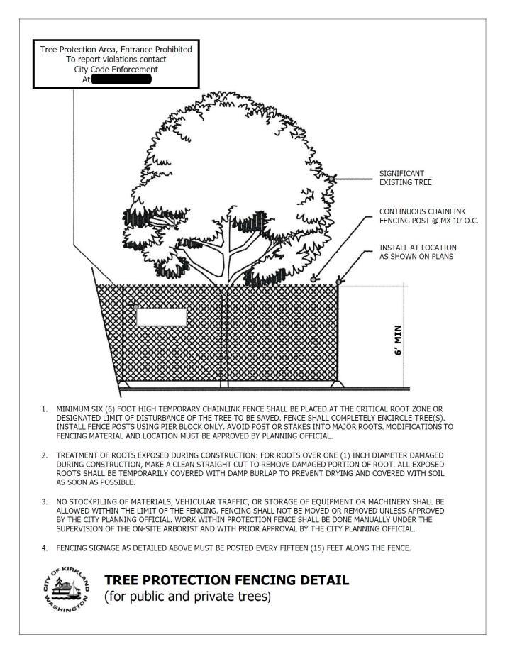 Kirkland TP detail