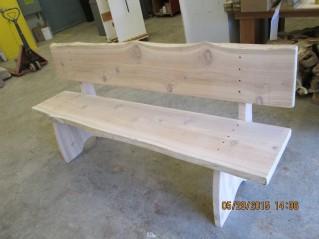 cedar creek bench 2