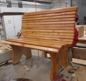 CedarCreek Bench