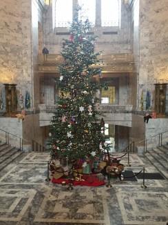 Holiday tree - 2015