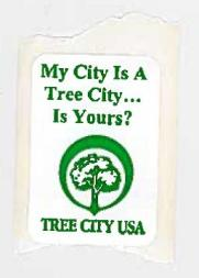My City is a Tree City