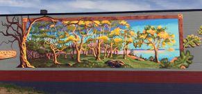 Downtown Mural Oak Harbor